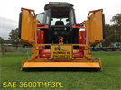 Model SAE 3600 TMF3PL - Turf Mowers
