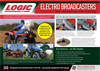 Logic - Model EBC TFL - Electro-broadcaster For Spreading and Seeding - Brochure