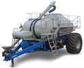 Gason - Model 2120 and 2150 - Liquid Air Seeder