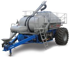 Gason - Model 2120 and 2150 - Liquid Air Seeders