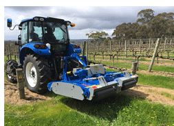 Gason - Model 3PL - Drop Centre Twin Rotor Vineyard Mower