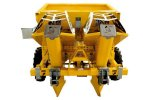 Double Row Full Automatic Potato Planting Machine