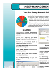 Sum-It - Total Sheep Flock Management Software Brochure