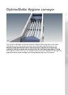 OptimarStette Hygiene Conveyor Brochure