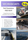 Polyethylene Feed Boat Brochure