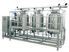 Triowin - Condensed Milk Production Line Plant