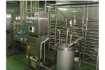 Model 500 - 12000 Liters - Milk Pasteurizer