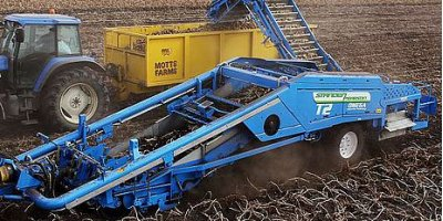 Standen - Model Pearson T2 & T3 - Harvester