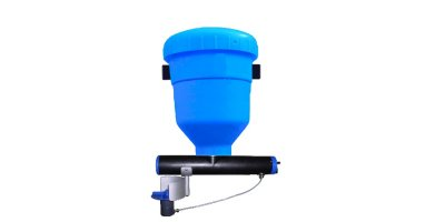 FFAZ - Automatic Fish Feeder with Spread Disc
