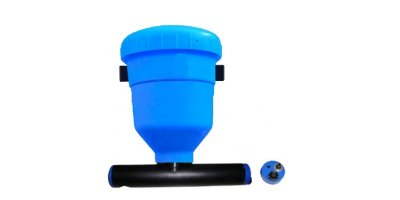 FFAZ - Automatic Fish Feeder with out Spread Disc