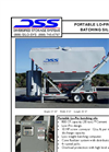 Model 200 Brrl - Portable Low-Profile Silos  Brochure