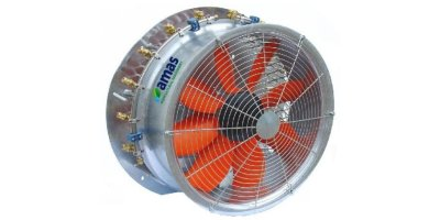 VS Ø 600 - Ø 700 - Ø 800 - Ø 900 - Standard Fan Unit