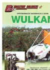 WULKAN - 1000 1500 2000 - Trailed Air Blast Sprayers Brochure