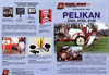 PELIKAN - Model 2300 2700 & 3100 - Trailed Crop Field Sprayers- Brochure