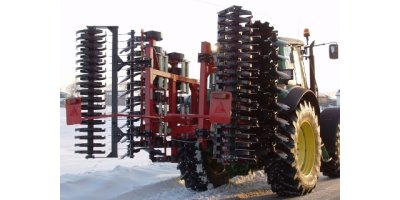 KBT Plus NOVA - Mounted Compact Disc Harrow