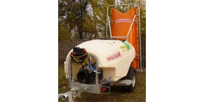 WULKAN  - Model 1000 1500 & 2000 - Trailed Air Blast Sprayers