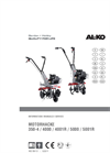 Cultivator MH 5001 R Series- Brochure