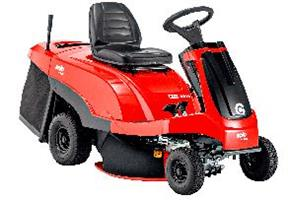 solo by AL-KO - Model R 13-72.5 HD - Ride-on Mower