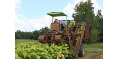 Two Row Stripper Harvester