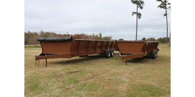 Long Haul for Continuous Belt Trailers