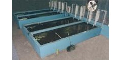 Model S-2005 - Aquaculture/Aquaponics Systems