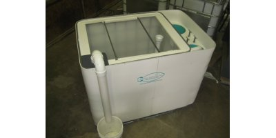 Global Aquatics - Model S-14 - Fish Growing System