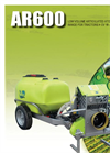 V.M.A. - Model AR 600 - Articulated Low Volume Atomizer Articulated Sprayer Brochure