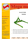 Bale Fork Tipper Brochure