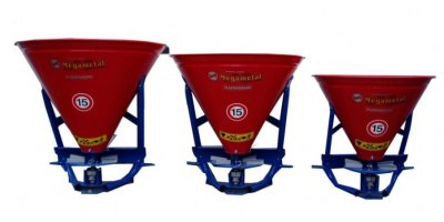 Model RG 300 – RG 400 – RG 500 - Fertilizer Spreaders