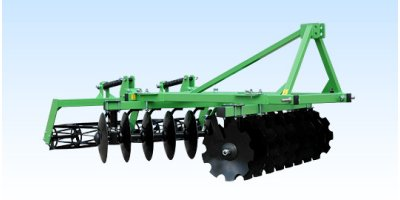 2 Rollers Disc Harrows