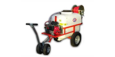 Model CMP 300 With Towing Kit - Manual Trolley