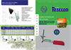Tosello - Model Idrauliche Singole - Inter-Row Booms - Brochure