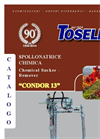 Tosello - Model Condor 13 - Chemical Sucker - Remover System - Brochure