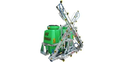Tosello - Model Gold2 Series - Mounted Sprayers