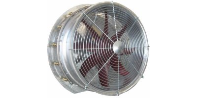 Tosello - Model D 500-600-700 - Units Fan
