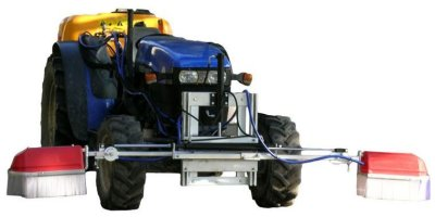 Vulcano - Model Basic Screen Double Versione 4P - Boom Sprayers
