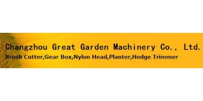 Changzhou Great Garden Machinery Co. Ltd
