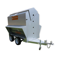 Model MGF3800 - Mobile Grain Feeders