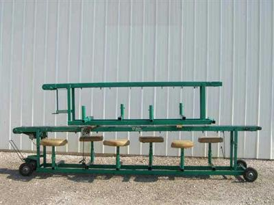 HES - Four And Six Transplanting Conveyors