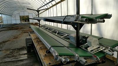 HES - Portable Driven And Slave Drive Conveyors