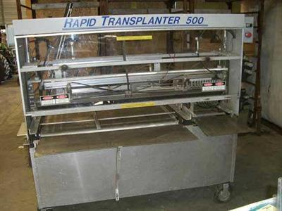 Rapid - Model 500 - Transplanter in Good Used Condition