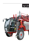 AGRI - Model JS 826 EXP - Self Propelled Sprayers - Technical Data