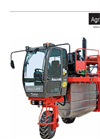Agri - Model JS 816 - Self Propelled Sprayers - Technical Data