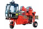 Agri - Model JS 600 - Self-Propelled Combined Machine for Crops Care and Pruning