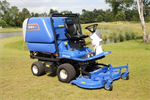 ISEKI - Model SFH240 - Lawnmowers - Out Front Rotary