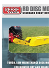 Disc Mowers Brochure