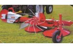 Model 1600  - Drum Mower