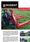 Duo Bale Lifter Brochure