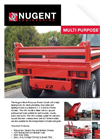 Nugent - Multi-Purpose Trailer Datasheet