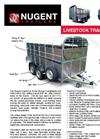 Livestock Trailer Brochure